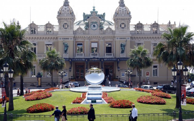 Casino Lovers - De Monte Carlo Casino, Monaco