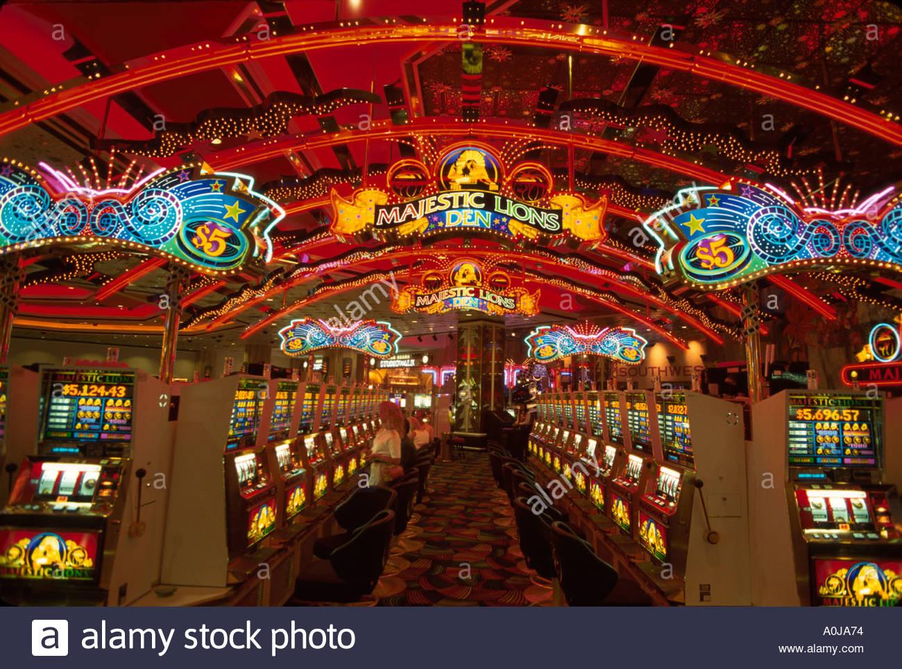 MGM Grand Hotel Casino, Las Vegas