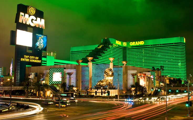 Casino Lovers - MGM Grand Hotel Casino, Las Vegas