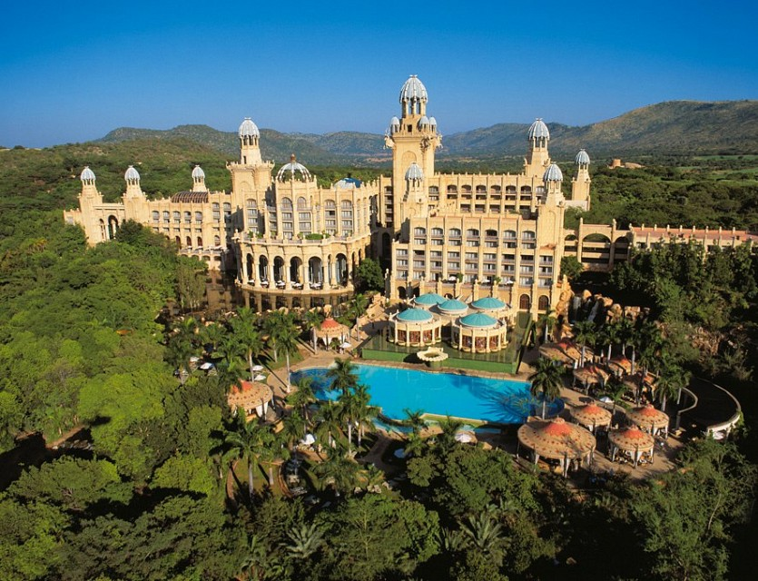 Casino Lovers - Sun City Casino Resort, South Africa