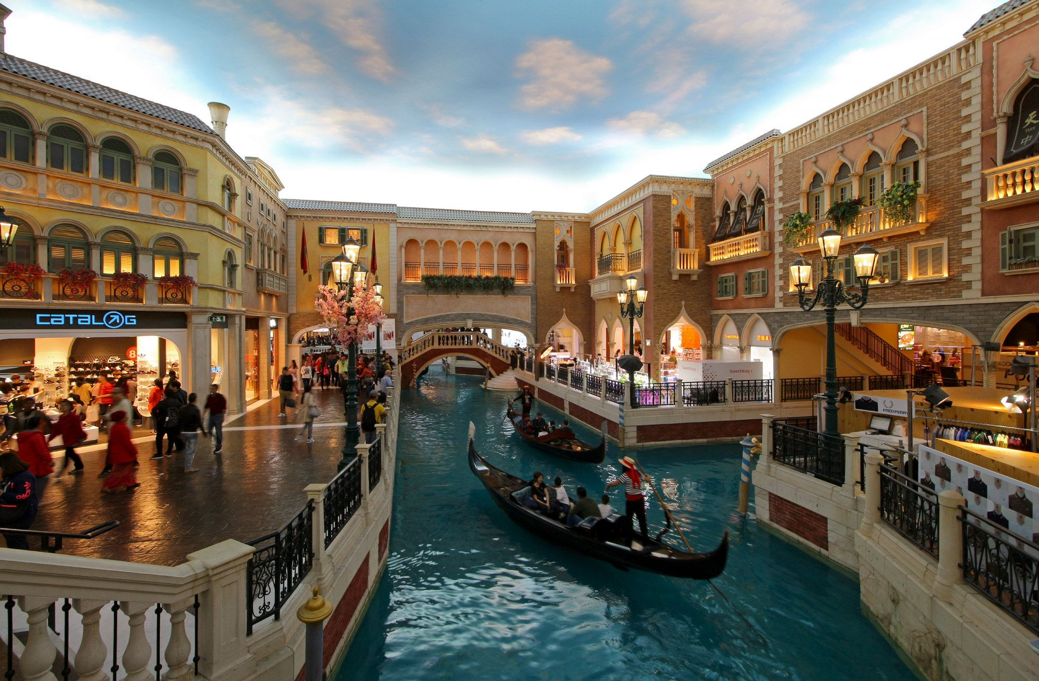 The Venetian Macao Casino Macau